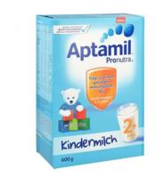 Aptamil 爱他美 Pronutra 2+段 婴幼儿配方奶粉 600g