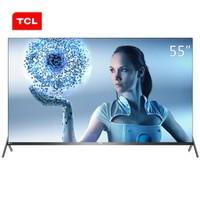 TCL 55T680 55英寸 4K 液晶电视