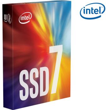 intel 英特尔 760P系列 SSDPEKKW512G8XT 固态硬盘 (M2 2280PCIE、512G)
