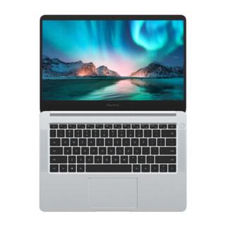 历史低价 : Honor 荣耀 MagicBook 2019 14英寸笔记本电脑(R5 3500U、8GB、256GB、指纹识别)