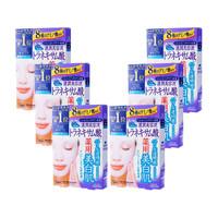 KOSE 高丝 氨甲环酸美白渗透面膜 5片*6盒