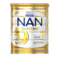 Nestlé 雀巢 超级能恩系列 婴幼儿通用奶粉 1段 800g(0-6个月)