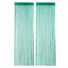 IKEA 宜家 GRÅTISTEL格拉第德网帘,两幅 (绿色)