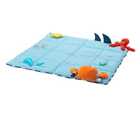 IKEA 宜家 KLAPPA克拉帕儿童游戏垫 (114x114 厘米)