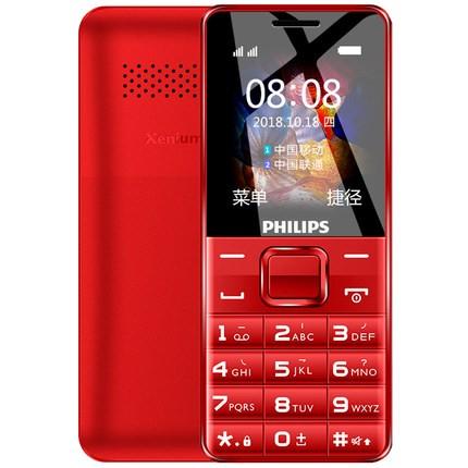 Philips 飞利浦 E107 非智能 手机