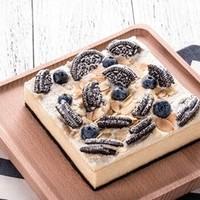 限上海地区、京东PLUS会员 : Best Cake 贝思客 奥利奥雪域牛乳芝士蛋糕 1磅