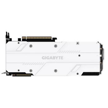GIGABYTE 技嘉 RTX 2080 GAMING OC WHITE 显卡 (8GB)