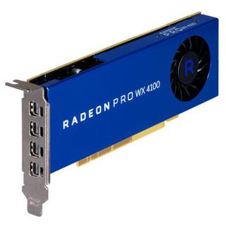 AMD RADEON PRO WX 4100 显卡 (4GB)
