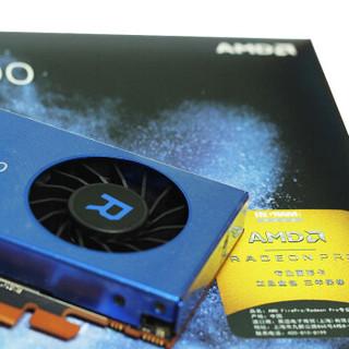 AMD Radeon Pro WX 2100 显卡 (2GB)