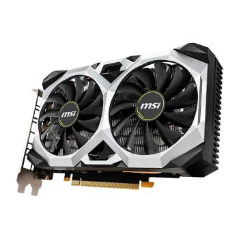 MSI 微星 GeForce GTX 1660 VENTUS XS C 6G OC 显卡