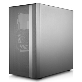 COOLERMASTER 酷冷至尊 MasterBox NR400 M-ATX机箱