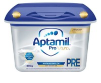 Aptamil 爱他美 新白金版 婴儿配方奶粉 Pre段 800克 *5件