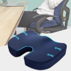 AiSleep 睡眠博士 慢回弹坐垫+Aisleep睡眠博士决明子荞麦枕头 *2件
