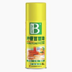 保赐利(botny) 柠檬百丽珠 汽车皮革家具地板护理喷蜡 B-1126 450ML *14件