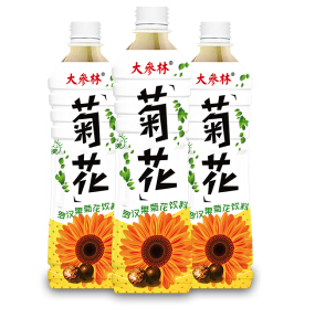 大参林 罗汉果菊花凉茶 500ml*15瓶