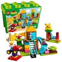 LEGO 乐高 得宝 10864 我的游乐场创意积木盒 +凑单品