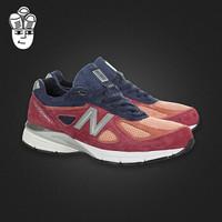 new balance 990v4 男士跑步鞋 (43)
