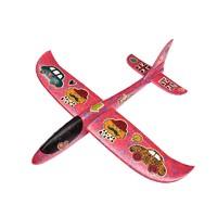 汇奇宝 特技回旋飞机 48cm 升级版 卡通贴纸粉色