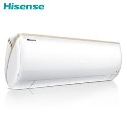 海信(Hisense) 1.5匹 小黑键 一级能效  变频冷暖 壁空调挂机 KFR-35GW/E70A1
