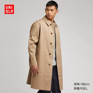 UNIQLO 优衣库 男装 BLOCKTECH风衣