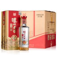 LU ZHOU LAO JIAO 泸州老窖 精品头曲 白酒 (箱装、浓香型、52度、500ml*6瓶)