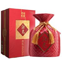 酒鬼酒 红坛 白酒 (瓶装、其他、52度、500ml)