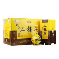 Niulanshan 牛栏山 二锅头 (箱装、清香型、52度、500ml*6瓶)