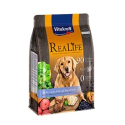 Vitakraft 卫塔卡夫 羊肉鱼肉味无谷低敏成犬粮 1.8kg