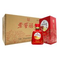 LU ZHOU LAO JIAO 泸州老窖 韵坛 白酒 (箱装、其他、52度、 500ml*6瓶)