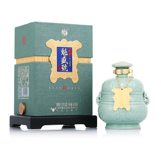 Niulanshan 牛栏山 魁盛號 白酒 (瓶装、清香型、53度、618ml)