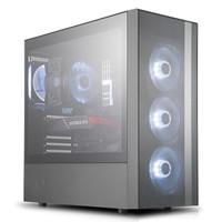COOLERMASTER 酷冷至尊 MasterBox NR600 机箱 黑色