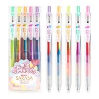 ZEBRA 斑马 JJ75 不可思议中性笔 0.5mm 单支装 5色可选 *5件