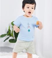 再降价:YUZHAOLIN 俞兆林 儿童短袖套装 *3件