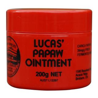 LUCAS' Papaw Ointment 番木瓜万用膏 200g