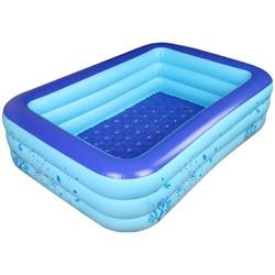 儿童充气游泳池超大号加厚家庭婴儿成人游泳桶