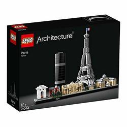 LEGO 乐高 Architecture 建筑系列 21044 巴黎  *2件