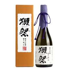 獭祭 纯米大吟酿清酒 二割三分 720ml
