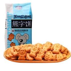 好吃点 熊字饼干 115g *2件