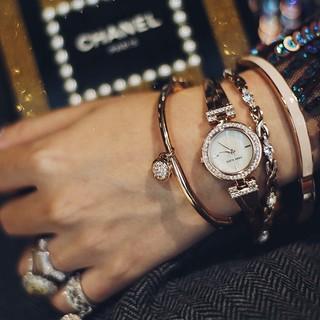 中亚Prime会员 : ANNE KLEIN 玫瑰金色 AK-2238RGST 女士手表套装
