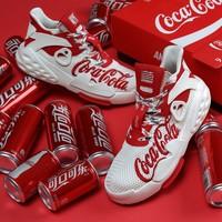 小编精选 : ANTA 安踏 可口可乐联名系列 霸道 男/女款休闲运动鞋