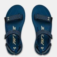 新品发售:UNDER ARMOUR 安德玛 米其林合作款 Fat Tire 男士凉鞋