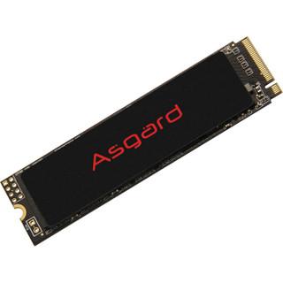 Asgard 阿斯加特 AN2 固态硬盘 250GB M.2接口(NVMe协议) Asgard AN2 250NVMe M.2/80