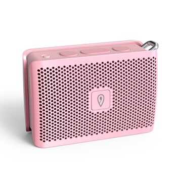 DOSS 德仕 M58 蓝牙音箱 (粉色)