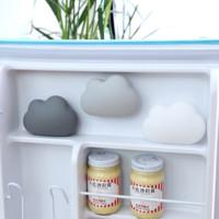 莱朗 吸盘式冰箱除味盒 3个装