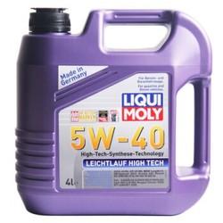 LIQUI MOLY 力魔 高科技雷神 5W-40 SN/CF 全合成机油 4L
