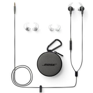 BOSE SoundSport 耳塞式运动耳机 黑色