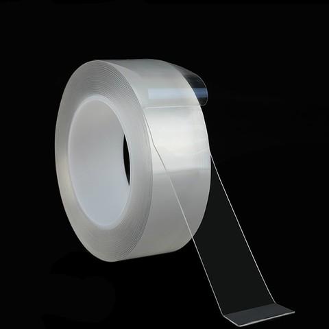 奔亿达 无痕透明双面胶 30mm*1m