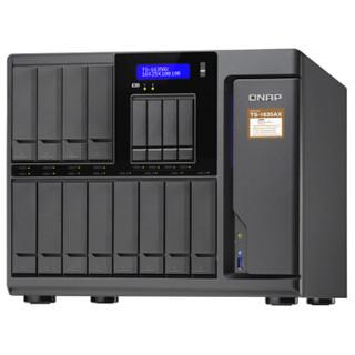QNAP 威联通 TS-1635AX NAS网络存储服务器 8G