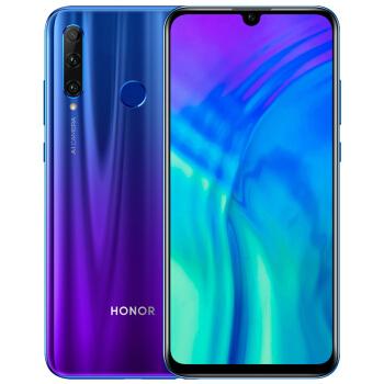HONOR 荣耀 20i 智能手机 4GB+128GB 渐变蓝