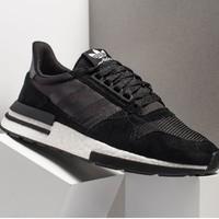 adidas 阿迪达斯 ZX500 RM 中性款运动鞋  *3件